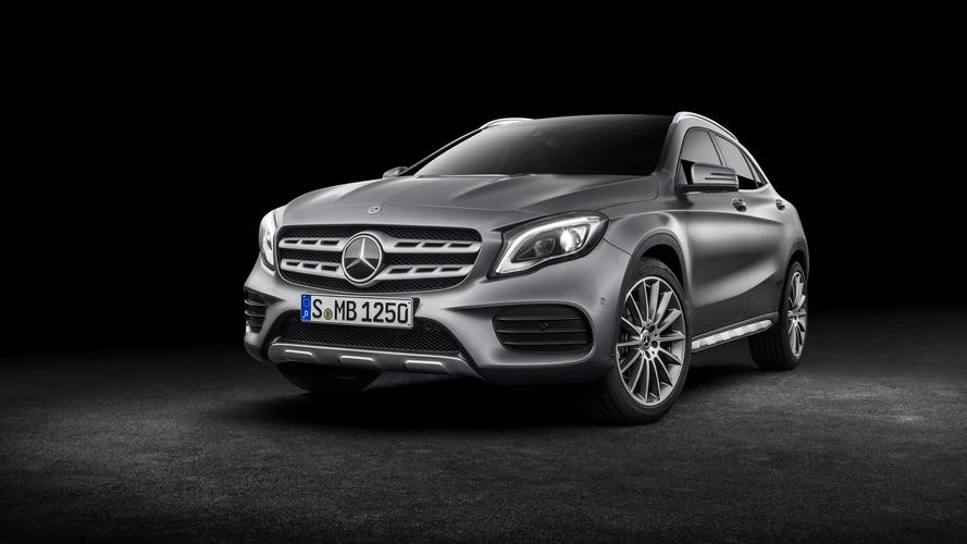 Les prix du Mercedes GLA restylé (2017)