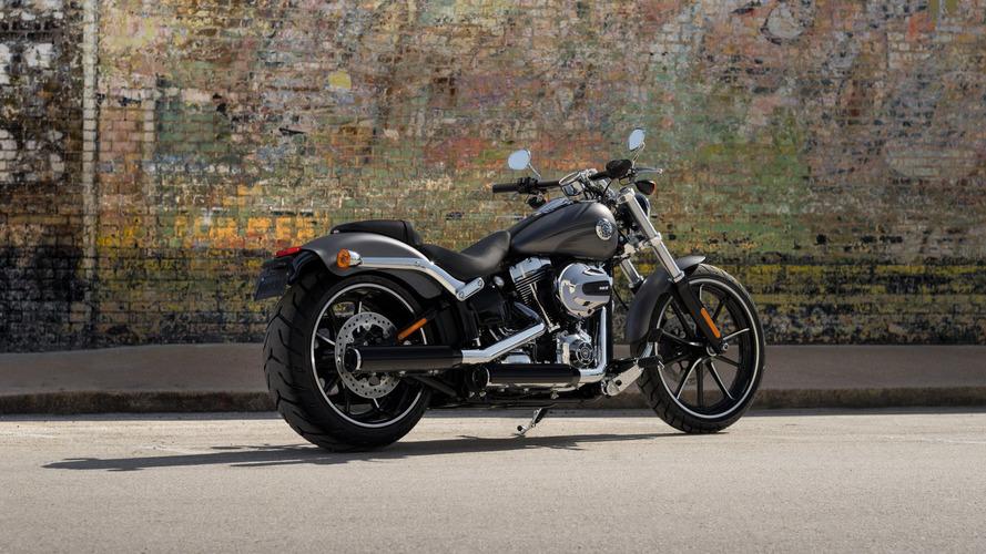 Harley-Davidson oferece modelos da linha de 2016 com desconto de até R$ 7 mil