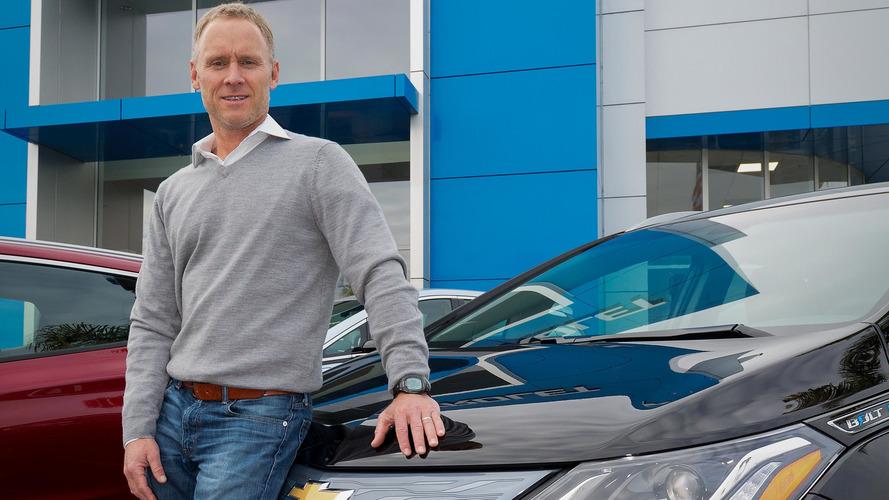 2017 Chevrolet Bolt premiers clients