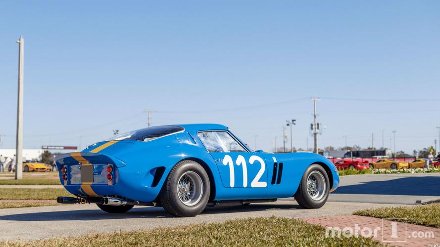 Pirelli conçoit des pneumatiques spécifiques pour la Ferrari 250 GTO