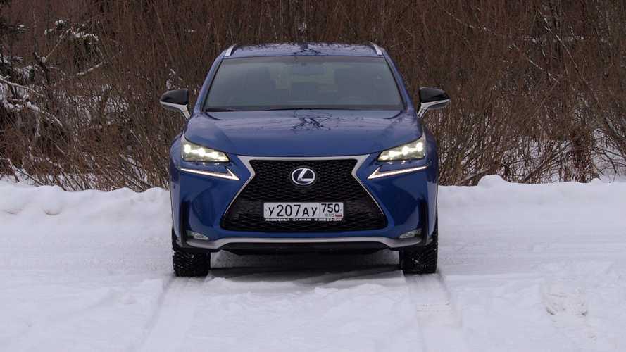 Зимний тест-драйв Lexus NX 300h: Правильный гибрид