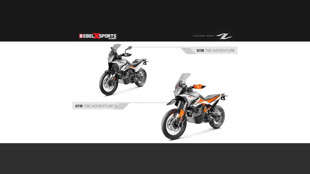 REBEL X KTM 790 FAIRING