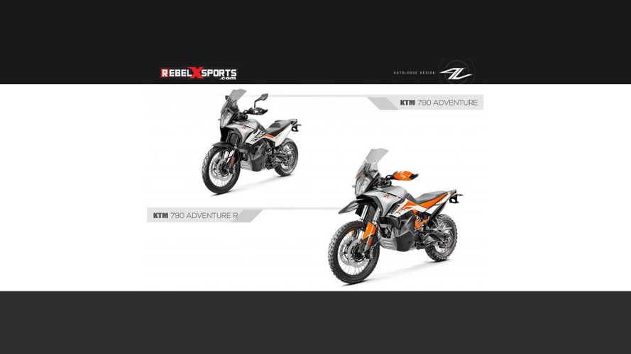 Upgrade Your KTM 790 Adventure With Easy-Install Body Kit