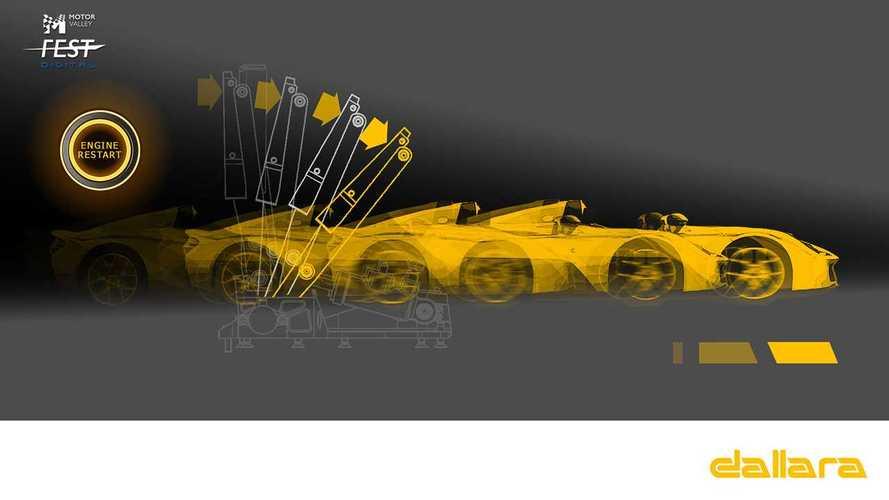 Motor Valley Fest Digital, 6 visual a tema Engine Restart