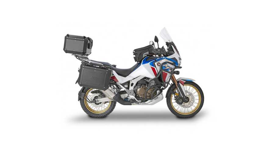 GIVI Announces Accessories For Honda CRF1100L Africa Twin