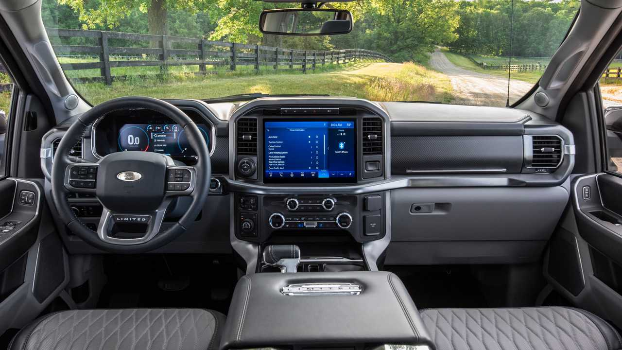 U Connect Phone >> 2021 Ford F-150: See The Changes Side By Side