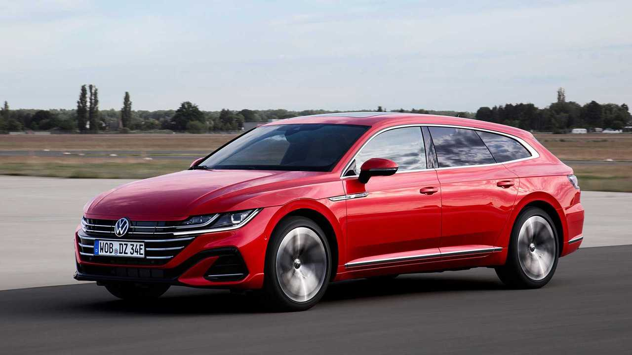 VW Arteon eHybrid (incl. Shooting Brake)