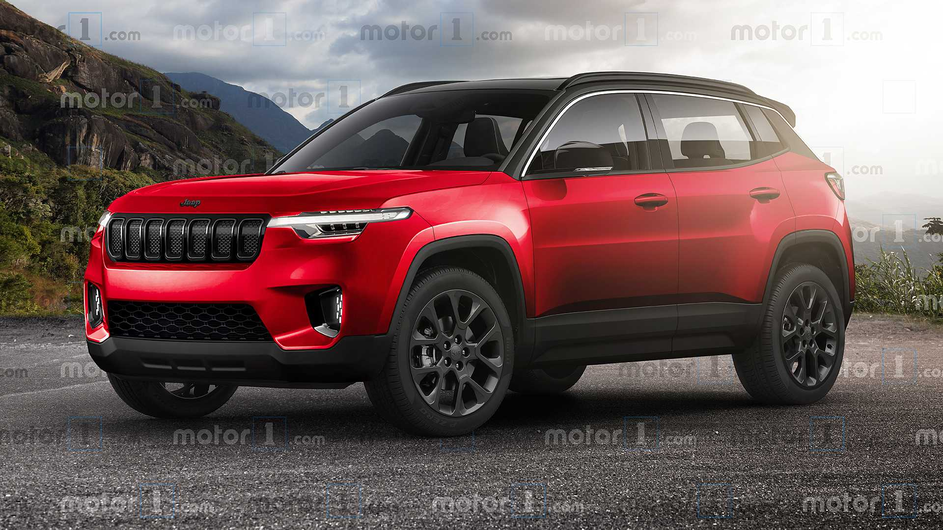 2022 Jeep Baby SUV: This Is What It Could Look Like