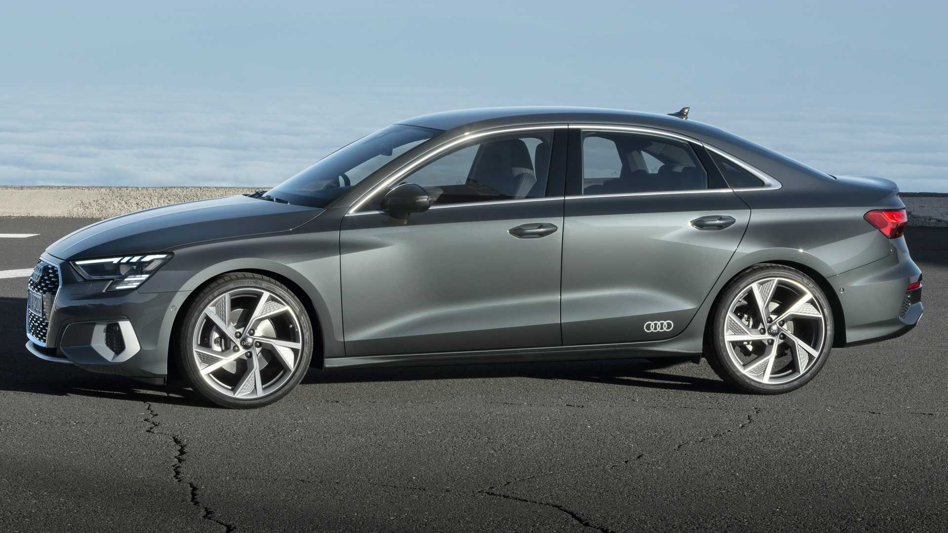 2021 Audi A3 Sedan Videos Show The Luxury Compact In Great Detail