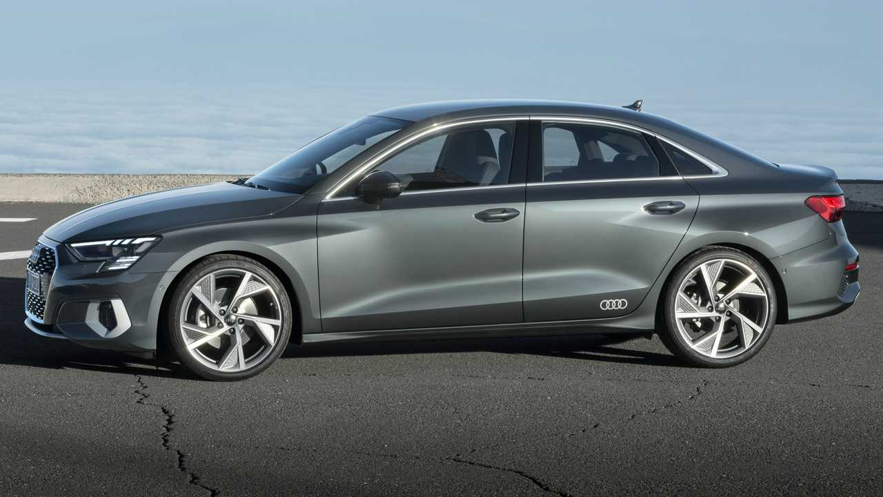 2021 Audi A3 Sedan Videos Show The Luxury Compact In Great ...