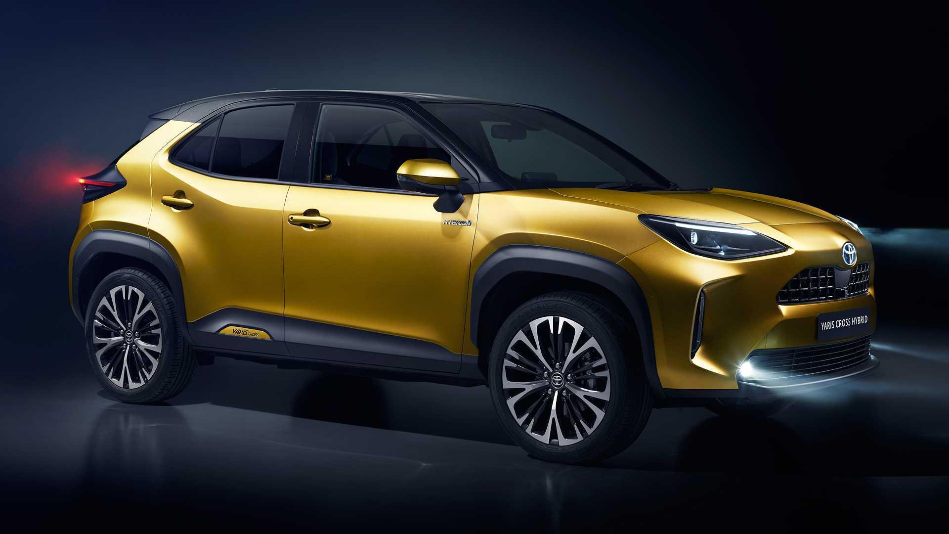Toyota Yaris Cross (2020) 6