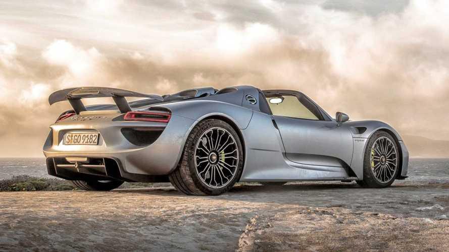La descendante de la Porsche 918 Spyder est prévue après 2025