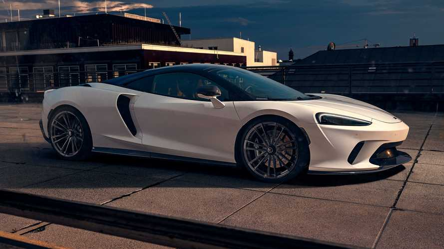 McLaren GT dialled to nearly 700 bhp by Novitec