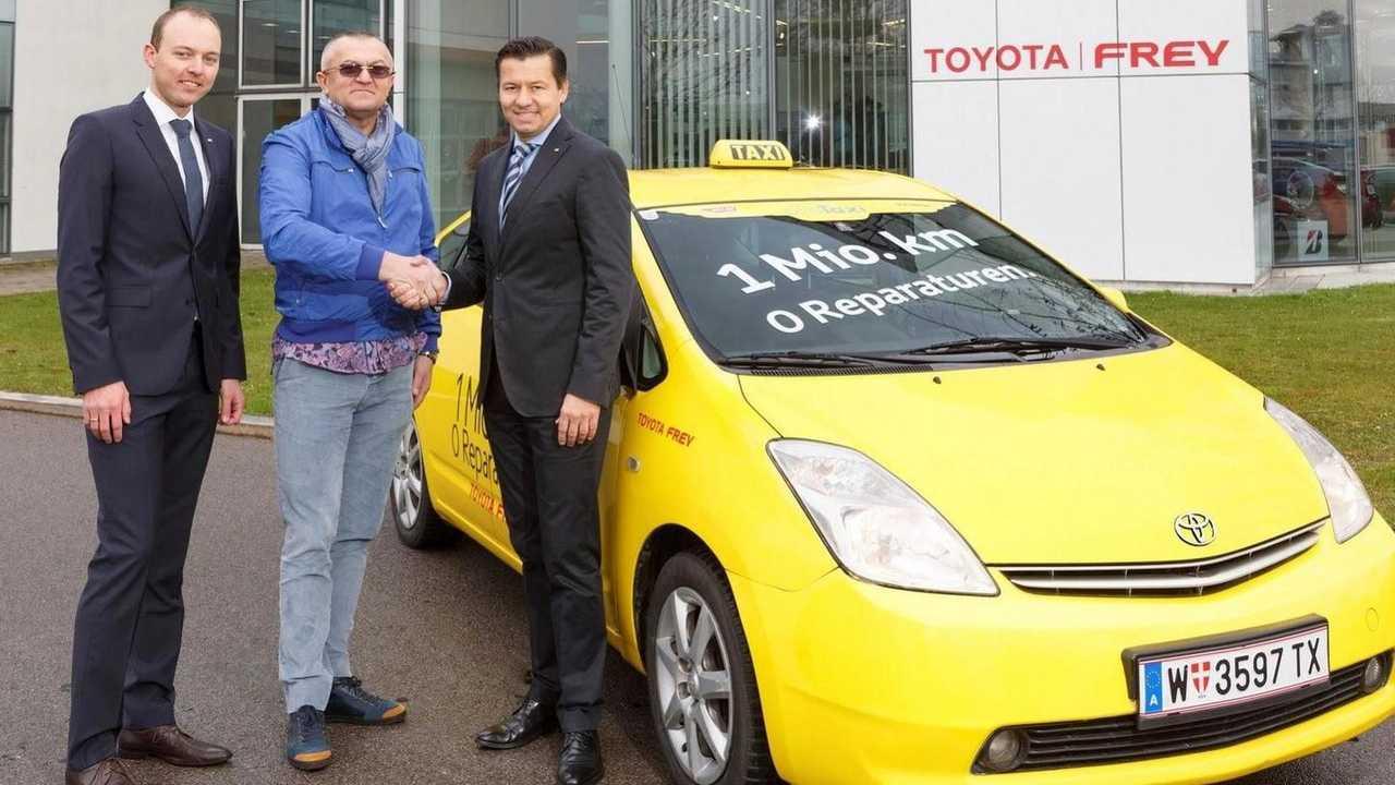 Toyota Prius (2007) – более 1 000 000 км