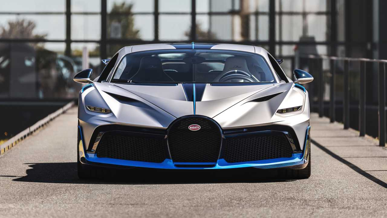 Bugatti Recalling 77 Cars Over Two Potential Failures