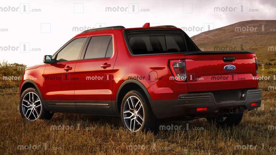 Ford Maverick, in arrivo un pick-up compatto: cosa sappiamo