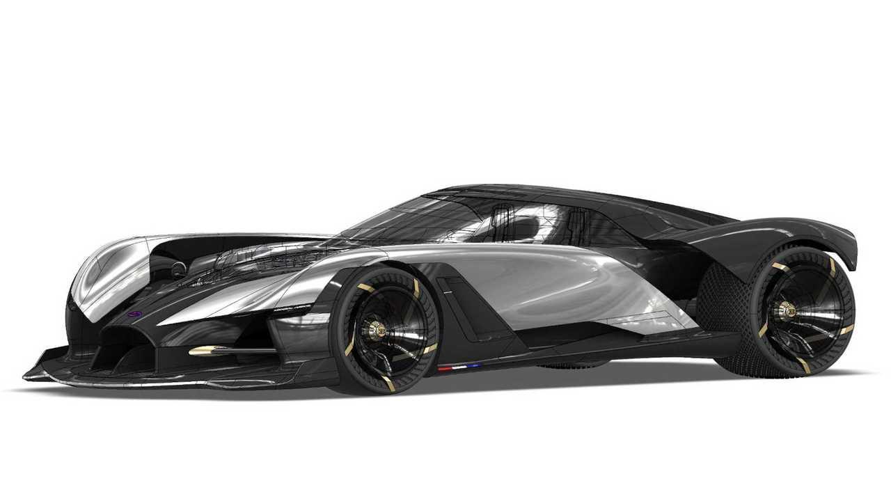 Bugatti La Finale Concept