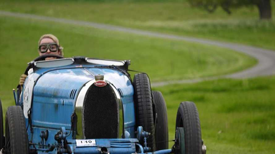 Speed trials return to Grimsthorpe Castle, 100 years on!