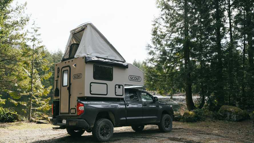 Scout Olympic, la autocaravana ideal para un pick-up