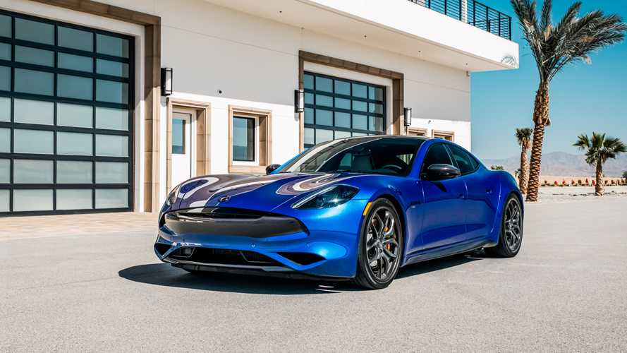 New Sports And Performance Packages Turn Karma Revero GT Into GTS
