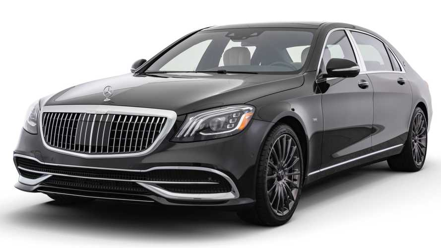 Mercedes-Maybach S650 Night Edition Is V12 Opulence For $242,950