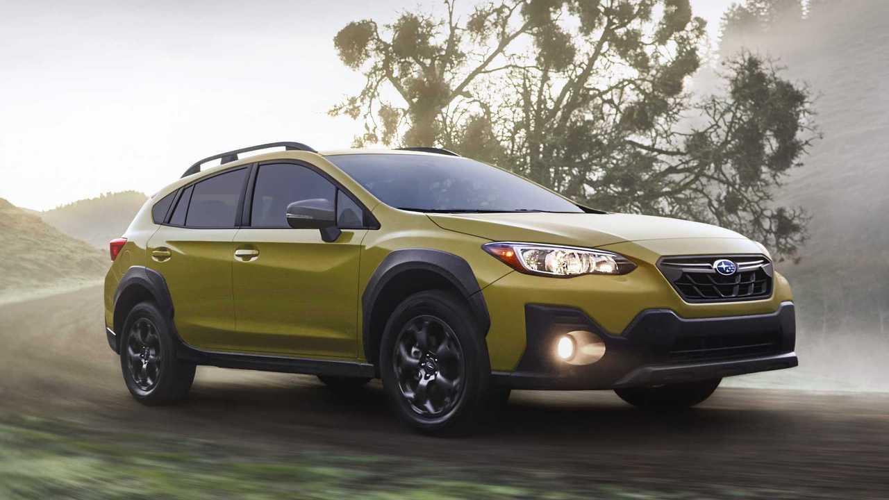 2020 Subaru XV / Crosstrek