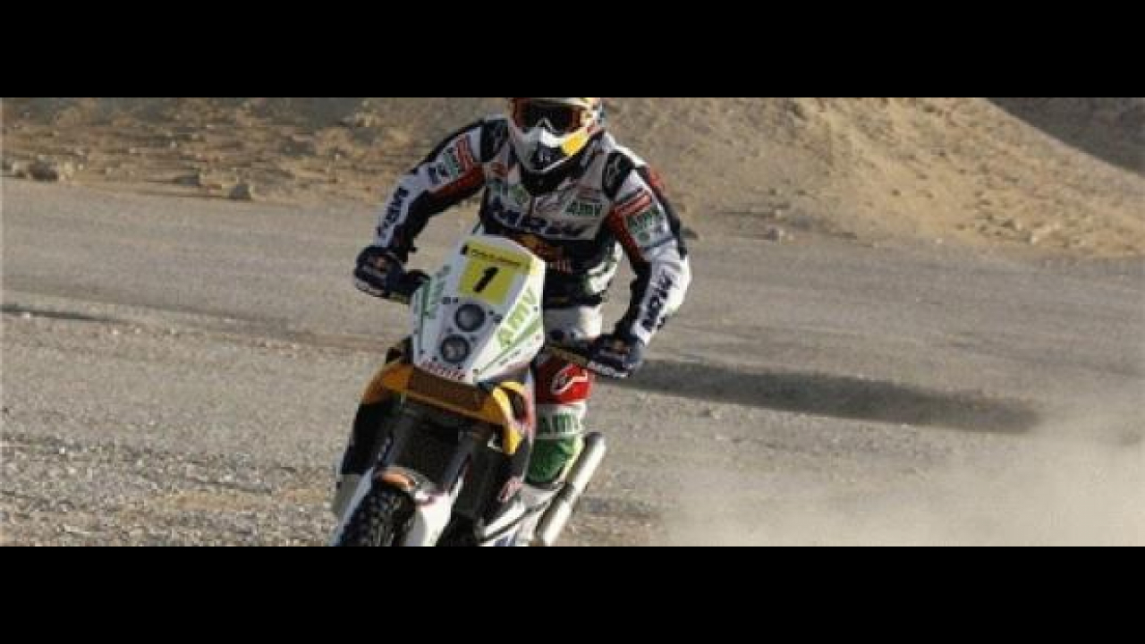 Pharaons Rally 2011: Stage3 ancora a Coma