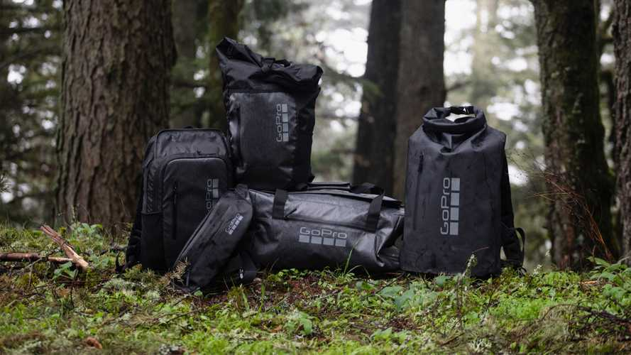 New GoPro Lifestyle Line Includes Backpacks With Built-In Camera Mounts
