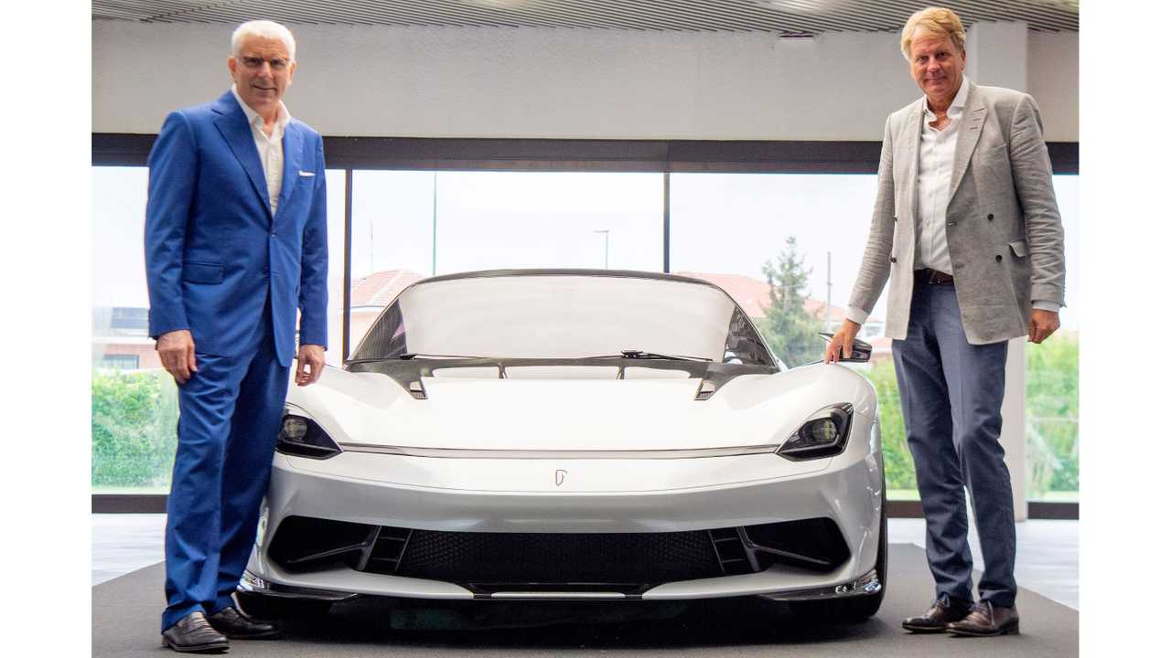 Accordo Britishvolt e Pininfarina