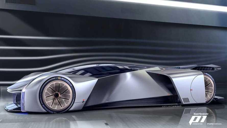 Ford Team Forzilla P1 Hypercar Konsepti
