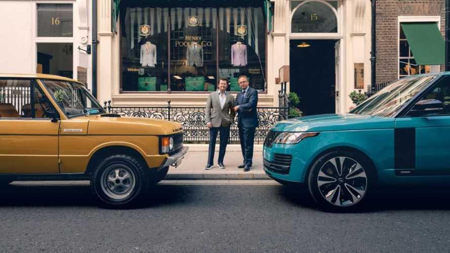 К 50-летию Range Rover выпустили новую… ткань