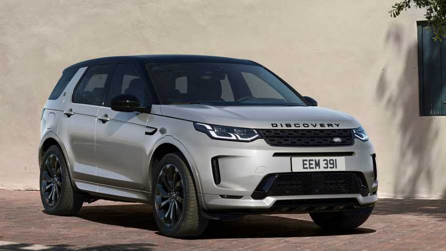Land Rover Discovery Sport (2021)