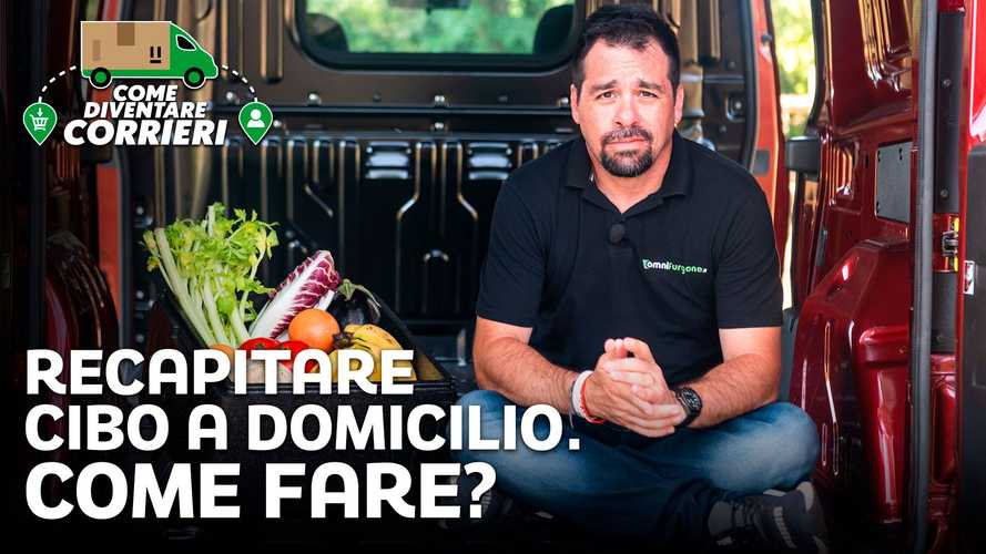 Bar, ristoranti e supermercati a casa tua con il food delivery