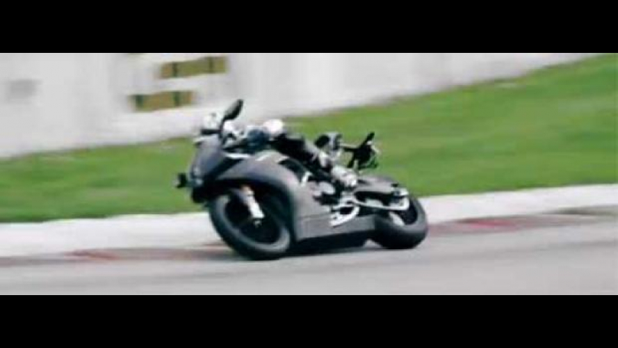 Erik Buell Racing 1190RS 2012: il video teaser