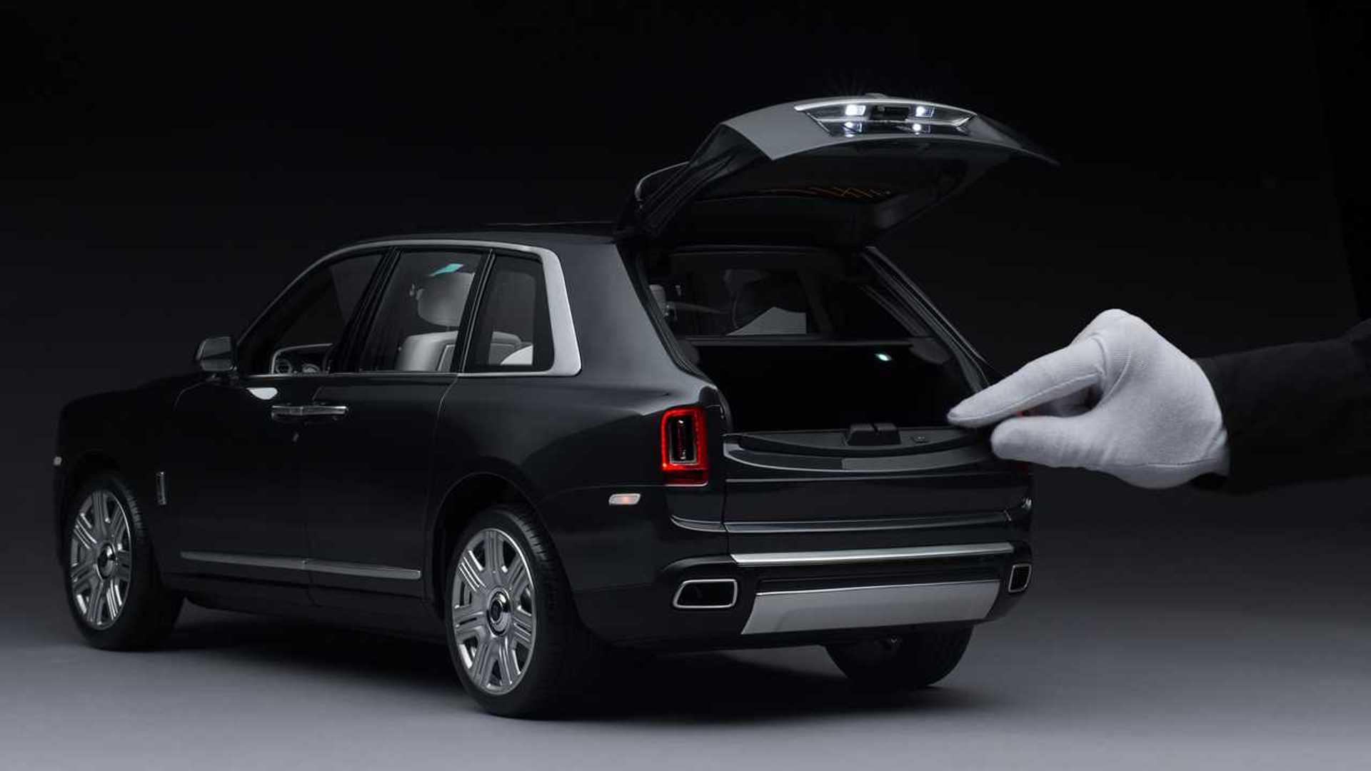 Supercar Blondie Inspects Rolls Royce Cullinan Toy Car That Costs Vw Golf R Money