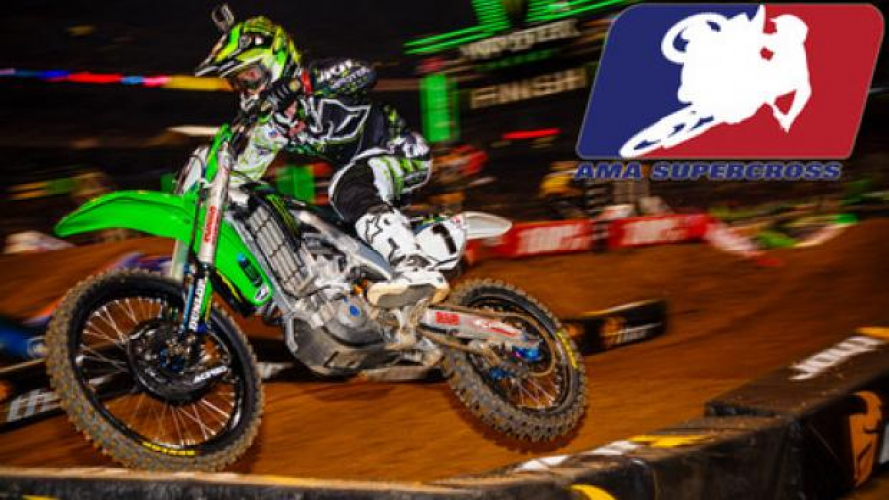 Supercross AMA 2013 Rd.9 - St.Louis: Villopoto, è poker!
