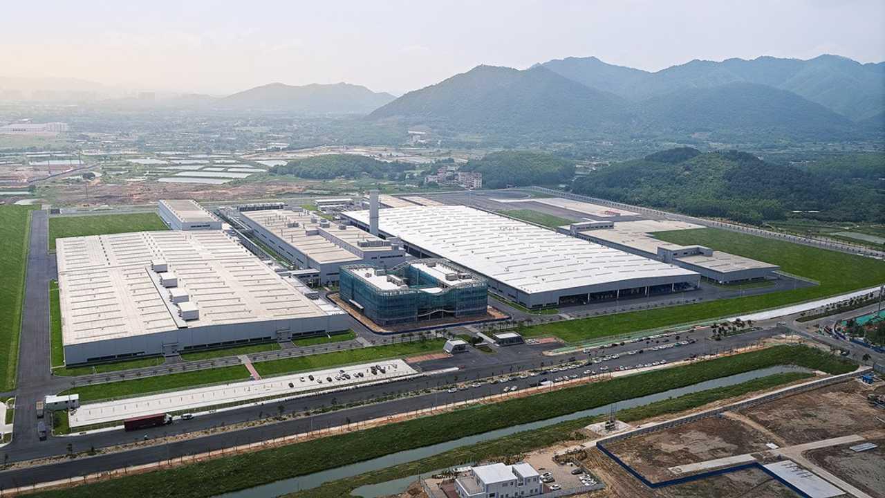 Xpeng Factory