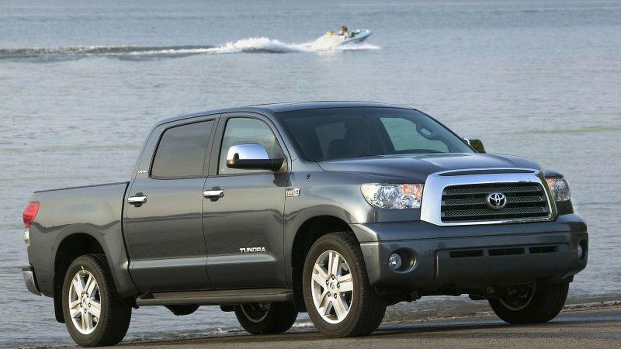 Yeni Toyota Tundra