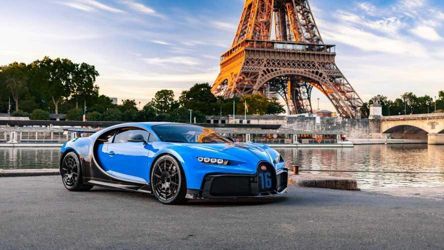 Európa-turné után csak eljut Genfbe a Bugatti Chiron Pur Sport