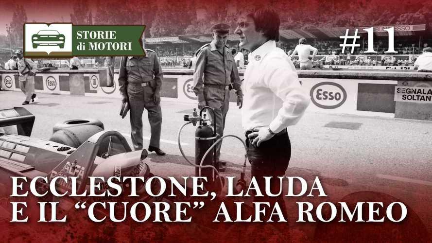 Quando Alfa Romeo correva con la Brabham di Ecclestone