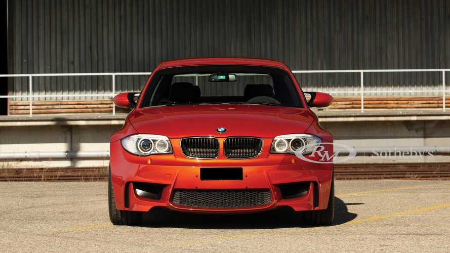 Una BMW Serie 1 M Coupé all'asta per meno di 60.000 euro