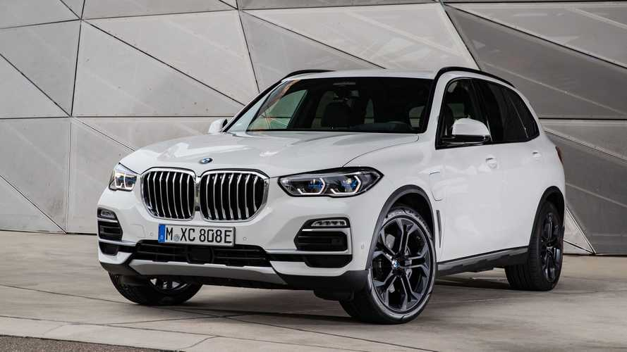 BMW Launches X5 xDrive45e In U.S.: Releases Specs, Range And Price