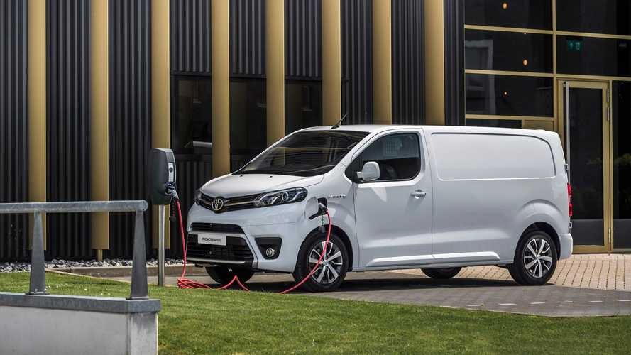 Toyota Reveals PROACE Electric With 15 Year/1 Million Km Battery Warranty
