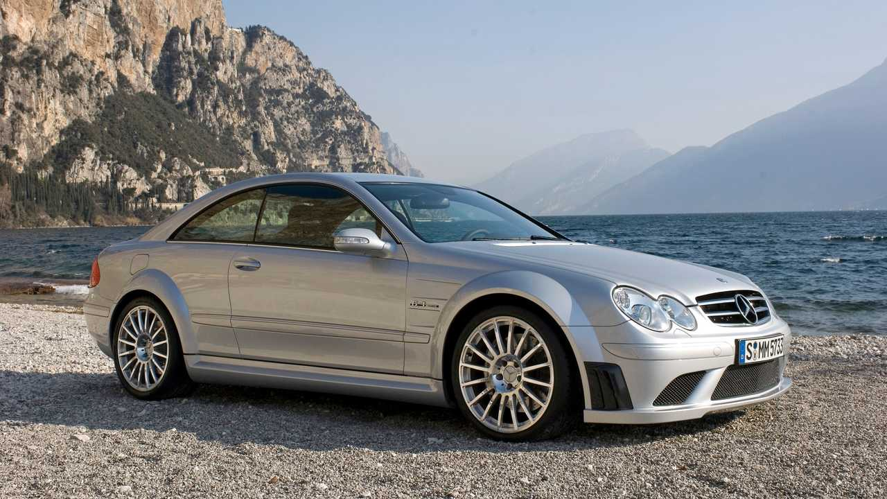 Mercedes-AMG CLK 63 Black Series
