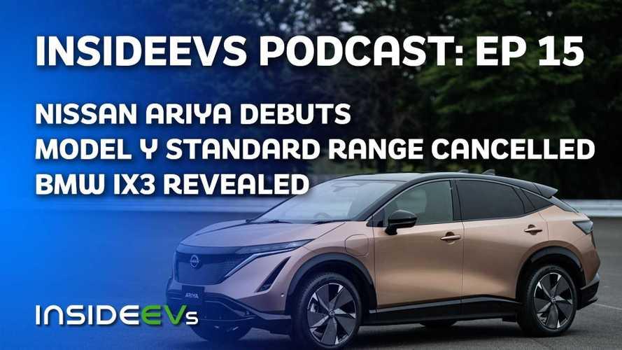 Nissan Ariya Debuts, BMW iX3 Revealed, Tesla Cancels SR Model Y