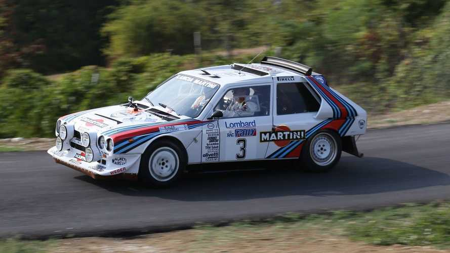 Lancia Delta S4 Rally all'asta