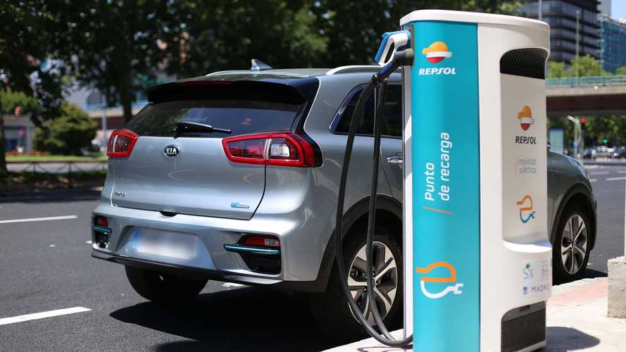 Repsol charging infrastructure