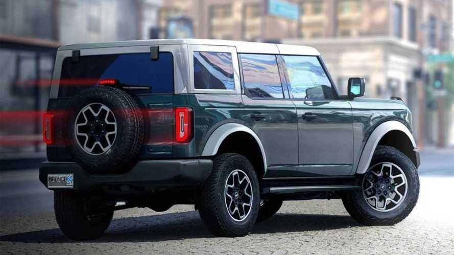 Újabb ízelítő érkezett a 2021-es Ford Broncóról