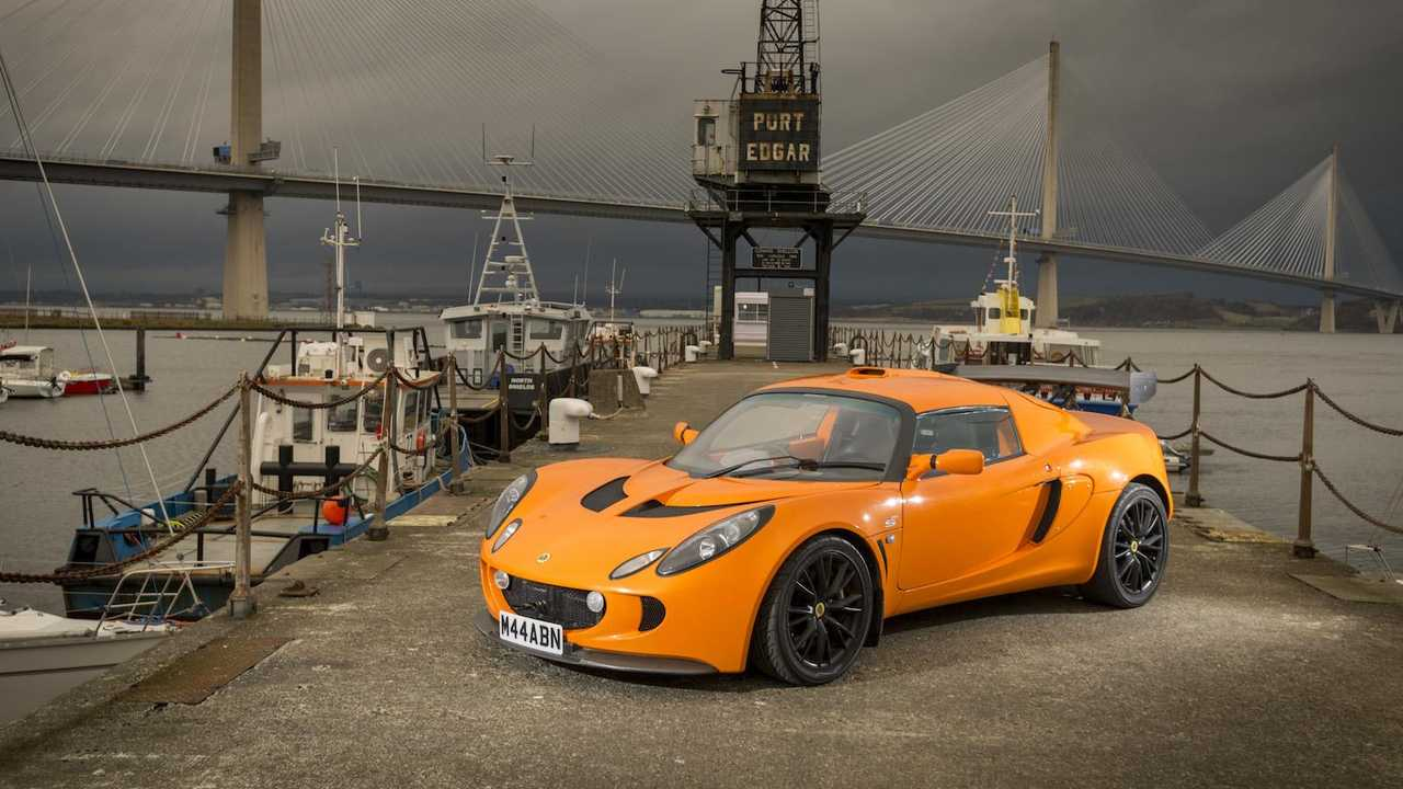 Can you improve the already brilliant Lotus Exige?