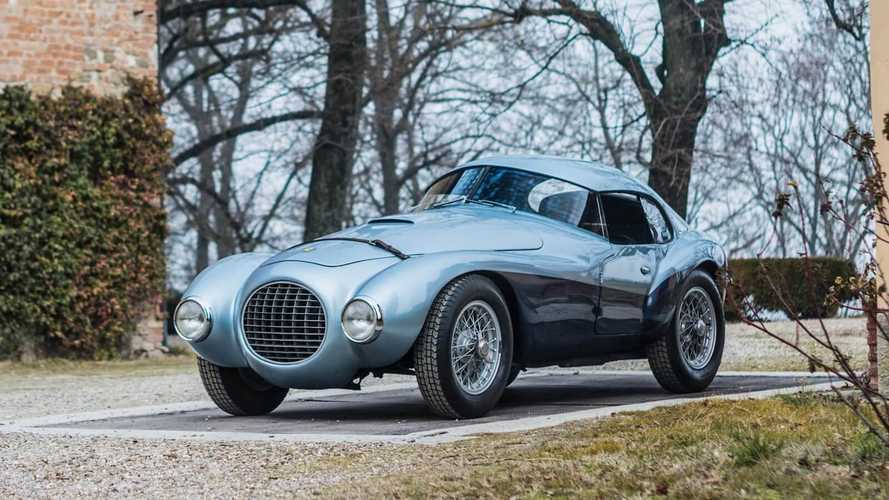 Uovo to lead incredible Ferrari range at Concours of Elegance
